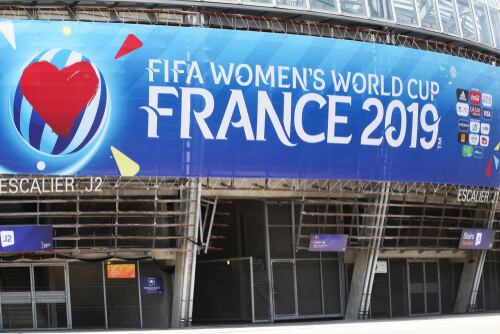 2019 Woman's World Cup